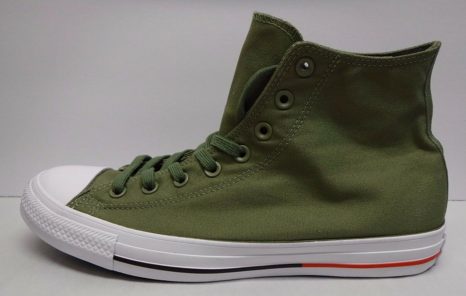 Converse Größe New 10.5 Green Hi Top Sneakers New Größe  Uomo Schuhes 34a406