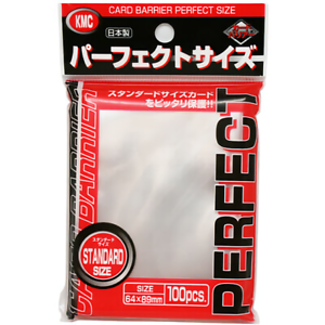 KMC-Perfect-Size-Sleeves-Standard-100-Sealed-Pack