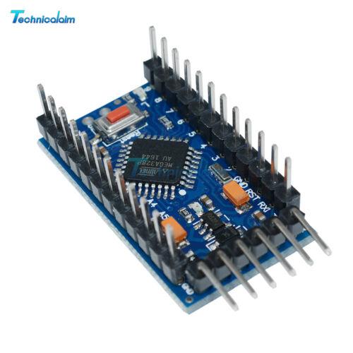 Pro Mini Atmega328 3.3V 8M Board Replace ATmega128 Arduino Compatible Nano