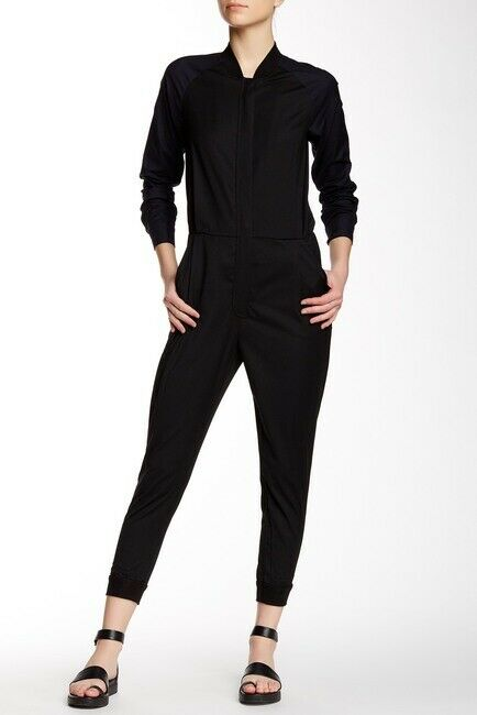 NEW  Shades of Grey by Micah Cohen Baseball Jumpsuit (M)