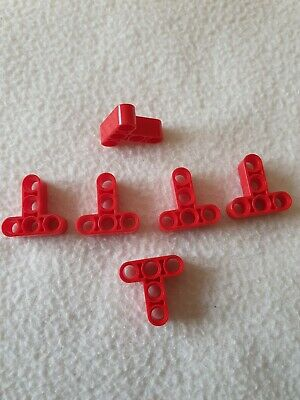 6 x NEW LEGO TECHNIC LIFTARM 1 x 3 THICK PART No 4210751 DARK GRAY