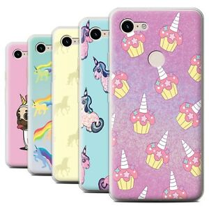 Gel-TPU-Case-for-Google-Pixel-3-XL-Fantasy-Unicorn