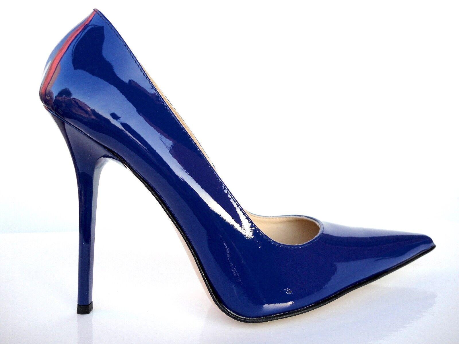 GIOHEL ITALIA ALTI HEELS POINTY TOE  PUMPS scarpeS LEONA CORTE DI CURA blu 38  prodotti creativi