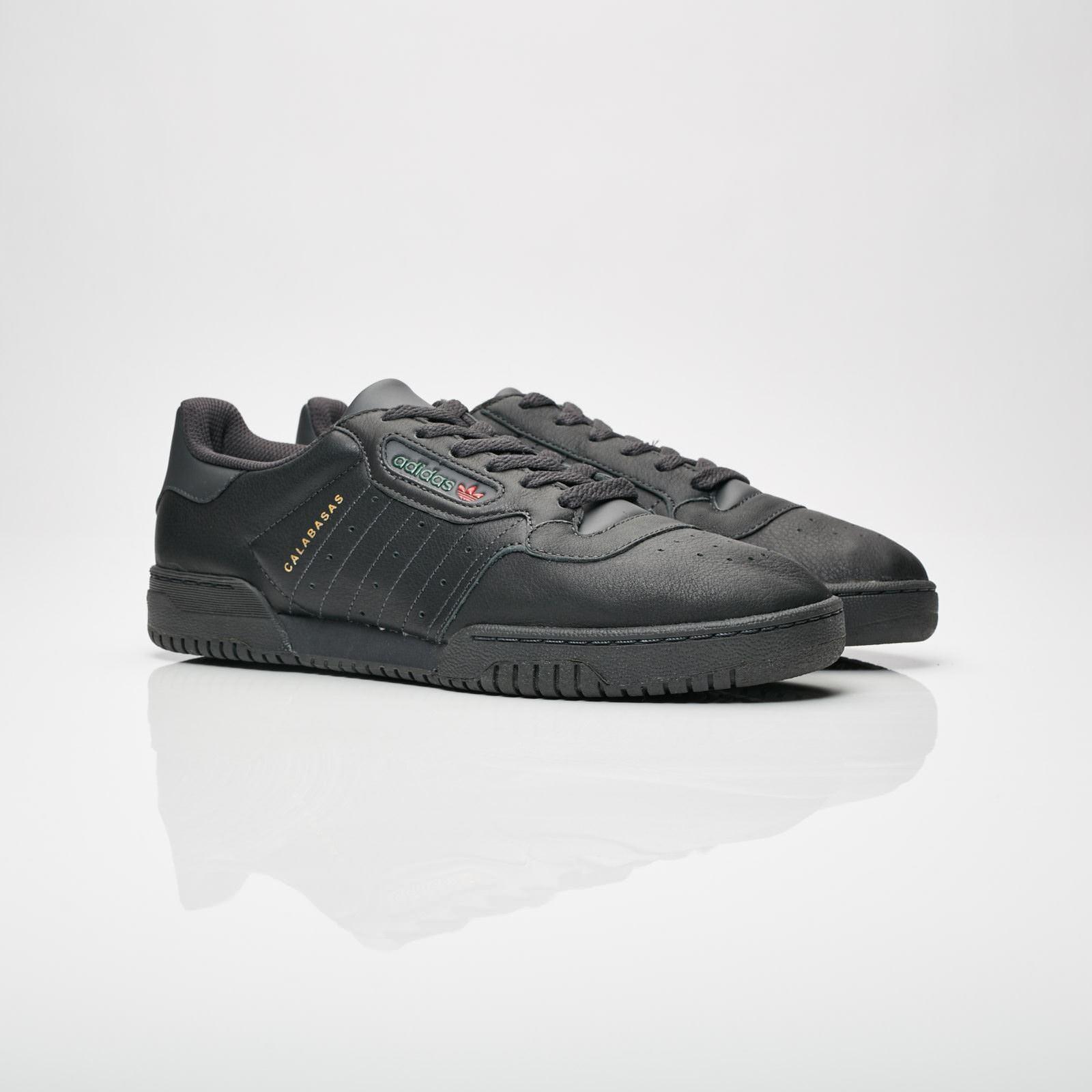 Adidas Powerphase Calabasas Black Trainers CG6420