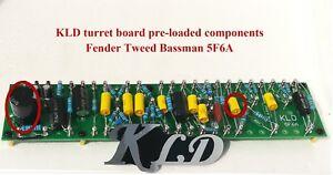 Turret-board-soldered-components-Fender-tweed-Bassman-5F6A-DIY-guitar-amp-kits