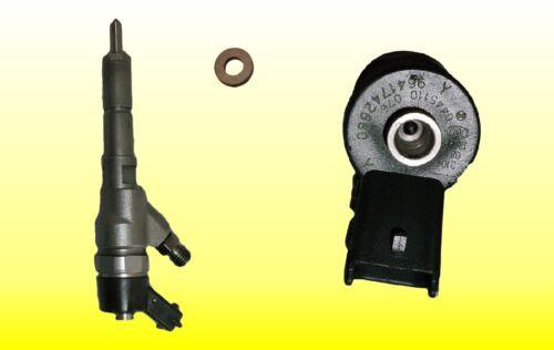 Buse d/'injection BOSCH Citroen Fiat Peugeot 2.0 2.2 IDH bas JTD 0445110076 96400887