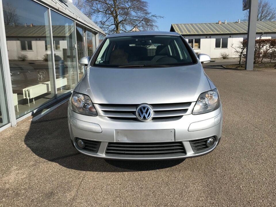 VW Golf Plus 2,0 TDi Sportline DSG Diesel aut. Automatgear