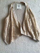 Abercrombie & Fitch Sparkle Knit Vest (xs)