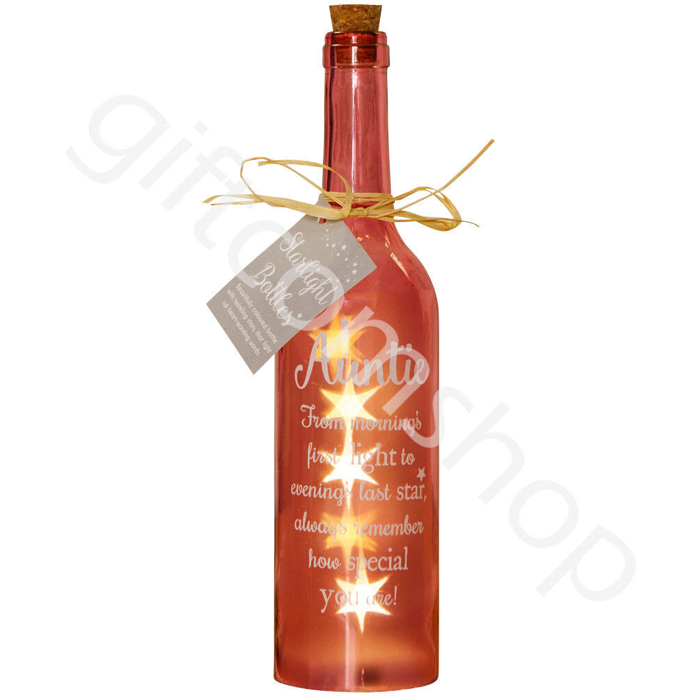 Auntie - Starlight Bottle