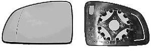 Vidrio pulido exterior izquierda-Van Wezel 3781831
