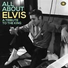 All About Elvis by Various Artists (CD, Feb-2015, 3 Discs, Fantastic Voyage)