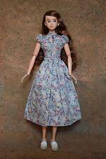 Momoko Doll Handmade Clear-lan Floral Dress