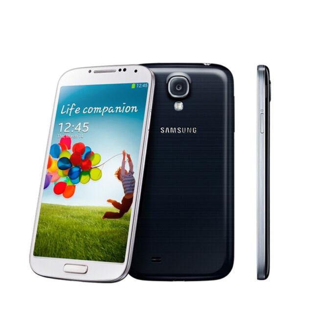 Samsung Galaxy S4 Black 32gb Att Sgh I337 Clean Ebay