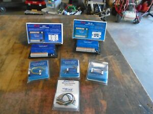 Railpro-Lot-3-LM-3S-Decoders-1-AM-1S-1-AM-1-Accessory-Modules