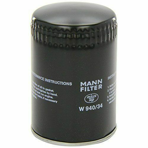 Mann-Filter Filtro olio w940//34
