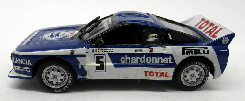 Vitesse 1 43 Scale Diecast - Rally72 Lancia 037 Tour De France Rally 1984