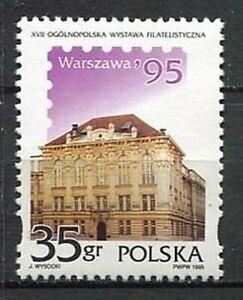 36026) Poland 1995 MNH School Of Architecture 1v