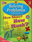 Brighter Child Master Math Solving Problems, Grade 3 by Landoll(Paperback / softback)