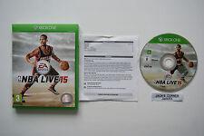 NBA LIVE 15 Xbox - 1st Class One Gratis UK Spese Postali