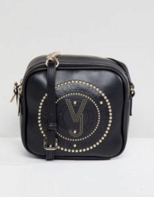 Womens DESIGNER Bag Versace Jeans - E1vsbbr3 70718 Crossbody Logo ... 3bd783c43dd1c
