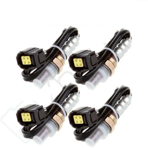 4pcs Oxygen Sensor For 2005 2006 Dodge Ram 1500 3.7L 5.7L Upstream /& Downstream