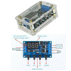 Trigger-Cycle-Timer-Delay-Relay-Switch-Circuit-Module-MOS-Tube-Pulse-Generator