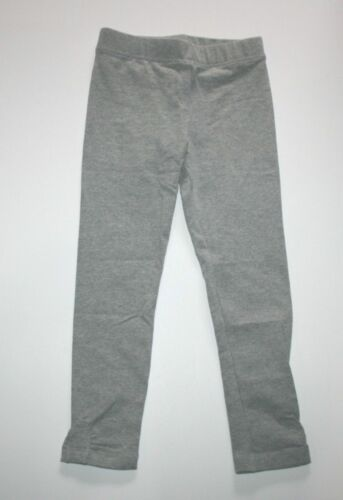 Gymboree NWT Girls Play By Heart Med Gray Ruched Leggings Size 4 /& 5