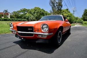 1970-Chevrolet-Camaro-350-4-Bolt-Main