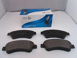 Citroen-Berlingo-Xsara-Picasso-Front-Brake-Pads-Set-2000-On-OE-QUALITY