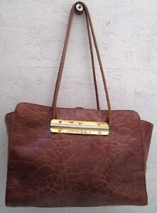 Ebay Coveri Grand Cuir Sac À Enrico Vintage Joli A4 Main Bag w6d1qvXxAx