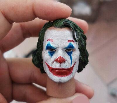 MTOYS 1//6 MS008 Joker Joaquin Phoenix Makeup Head Male Figure Collectible Toys