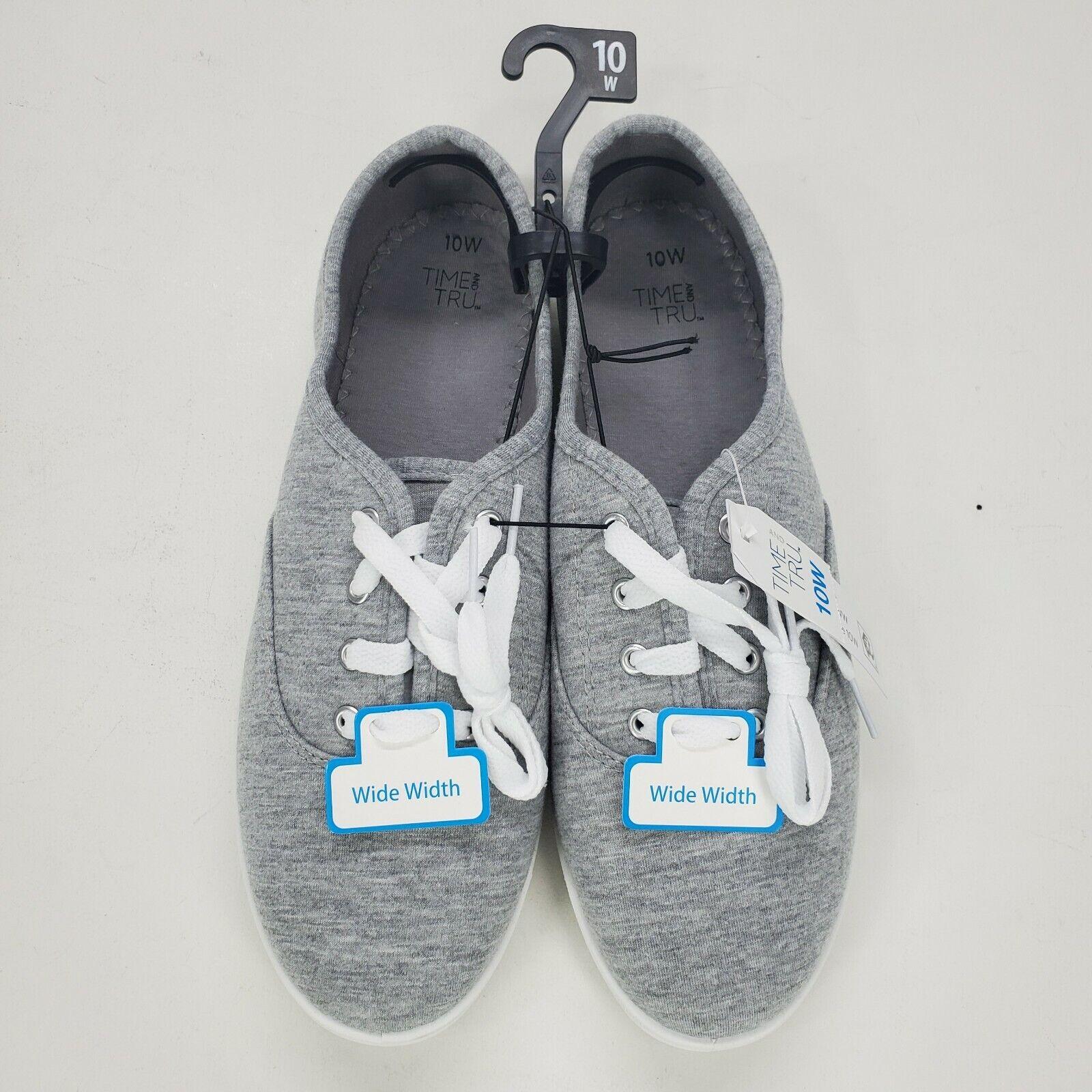 Casual Lace Up Canvas Shoes sz