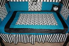 5 pc Nightmare before  Christmas Baby bedding set-free personalized pillow