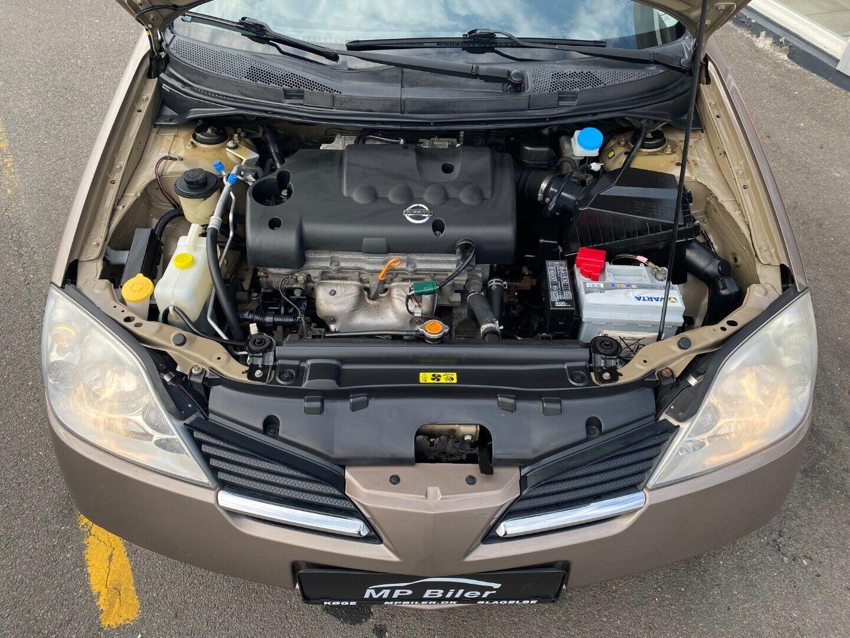 Nissan Primera 1,6 Visia S stc.