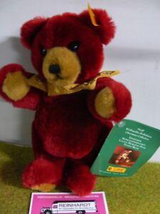 St 72 Steiff Teddy étoile du matin collection de Noël 20cm 670930