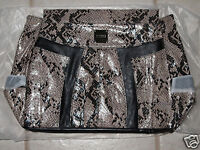 Very Cute Miche Prima Shell Snakeskin Pattern Valerie Big Bag (shell Only)