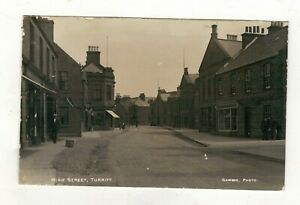 OLD-R-P-POSTCARDS-TURRIF-HIGH-STREET-by-Gammie-c1920