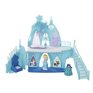 Disney-Frozen-Elsa-Castle-Play-Set-Fun-Kids-Girl-Toy-Doll-Playset-Princess-NEW
