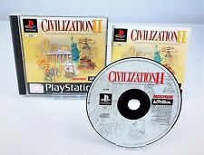 PS1 Spiel *Civilization 2 II* Anleitung & OVP / Playstation 1