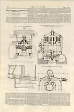 1920 Waterpower Bergstrom Low-pressure Francis Turbines