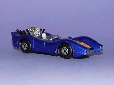 *****  LESNEY MATCHBOX  *  1971  *  NO 81  *  BLUE SHARK  *  RACING CAR  *****