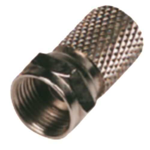NEW Philex Coaxial F-Plug Pack of 10