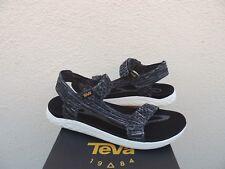 c6afa0ca810447 Teva Terra Float Universal Neighborhood Black Sandals Mens Size 12 ...