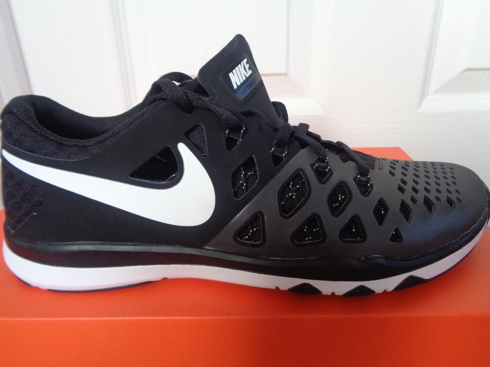 Nike Train 4  Uomo Speed   Da Da Da Ginnastica 843937 010 EU 42.5   9 Nuovo + Scatola ea4bfc