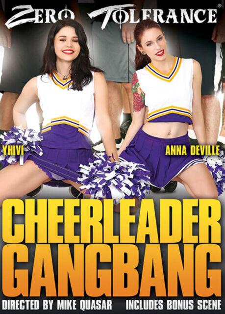 Cheerleader Gangbang Zero Tolerance Roleplay Group Sex