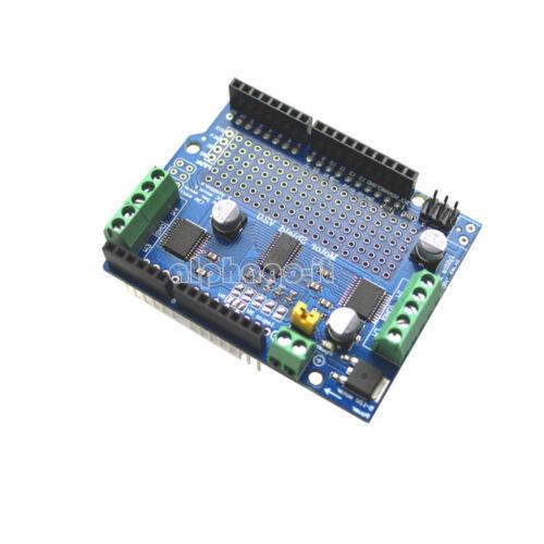 I2C TB6612 Stepper Motor PCA9685 Servo Driver Board Sheld V2 F Arduino Robot PWM