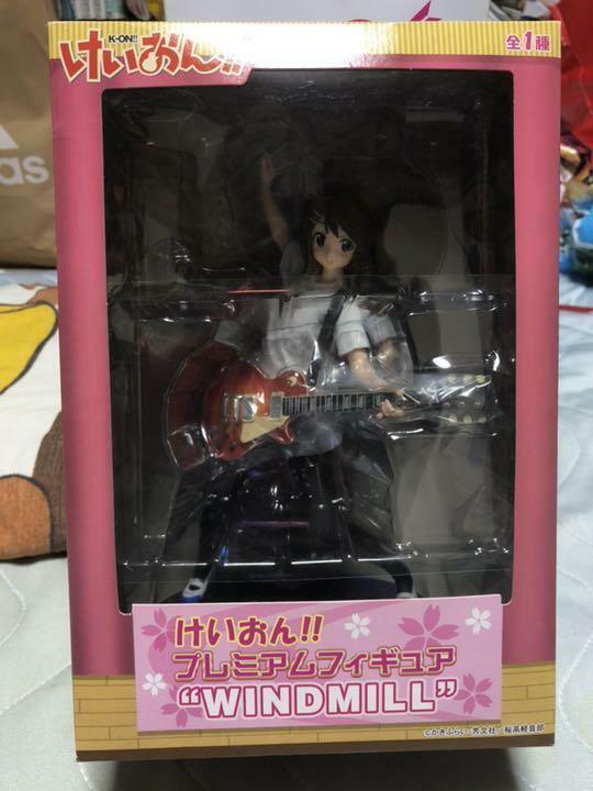 K-On Yui Hirasawa Windmill Premium Figure SEGA Prize Product Anime Goods
