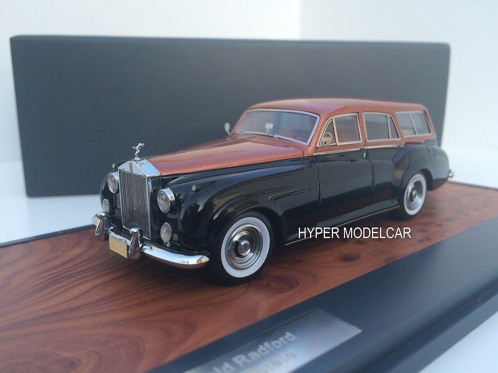 entrega rápida MATRIX 1 43 Rolls Royce plata Cloud Radford SC Estate Estate Estate 1959  Art. MX11705-0731  venta al por mayor barato