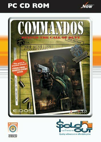 Commandos - Beyond the Call of Duty.