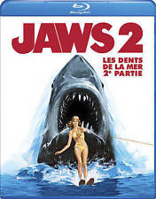 Jaws 2 (Blu-ray Disc, 2016, Canadian)